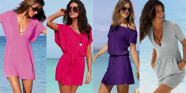 Пляжное платье фото. . Платье для пляжа. . Увлечения, хобби и Вязаный купальник