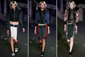 Marc Jacobs - Runway - Mercedes-Benz Fashion Week Spring 2014