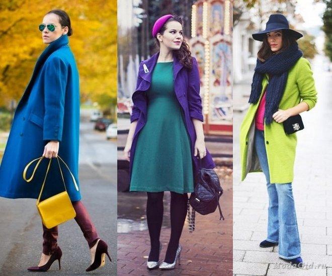 Модные образы на осень 2017 на каждый