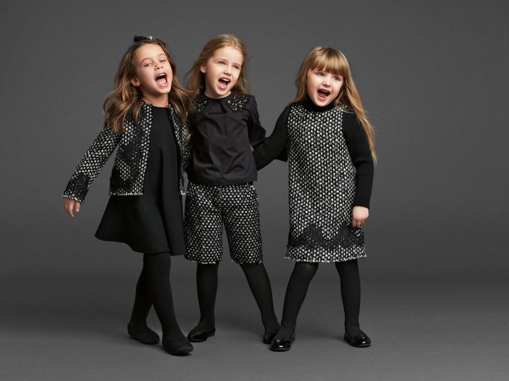 Модная детская одежда 2014