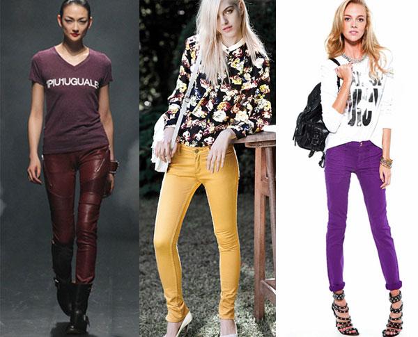 Модные мужские джинсы сезона осень-зима 2015-2016 в Интернет